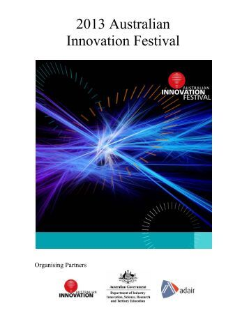 Find out more - Australian Innovation