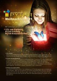 10% Rabatt Füllen Sie den Bestellschein auf der ... - Pytha Lab GmbH