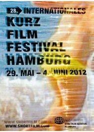 Festivalkatalog 2012 zum Download - KurzFilmAgentur Hamburg e.V.