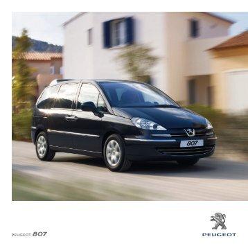 weltoffenen Charakter - Peugeot