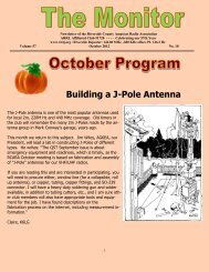 J-Pole antennas for 2m-40m with Wireman-cable (DK7ZB) - IN3ECI