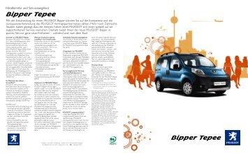 Bipper Tepee - Peugeot