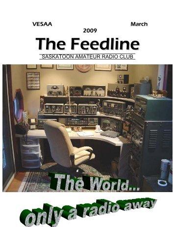March 2009 - Saskatoon Amateur Radio Club - DynDNS