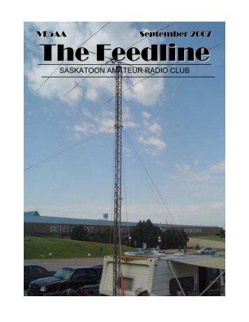 September 2007 - Saskatoon Amateur Radio Club