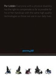 Catalogue - Permobil