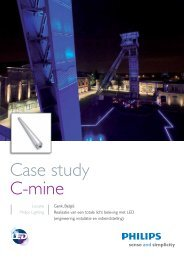 Case study C-mine - Philips