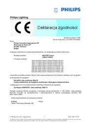 MASTERColour CDM-R PAR30 - Philips Lighting Poland