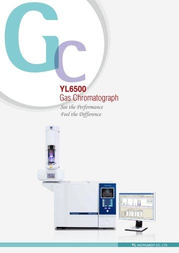 YL6500 Gas Chromatograph - Young Lin