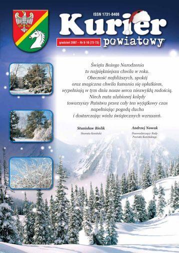 Kurier Powiatowy nr 9-10(72-73) - Powiat koniński
