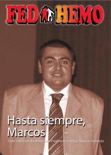Revista FEDHEMO nº 41 - Hemofilia