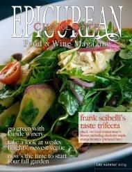 Mama Ricotta's - Epicurean Charlotte Food & Wine Magazine