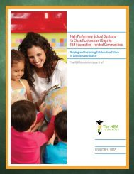 High Performing School Systems to Close Achievement Gaps in ...