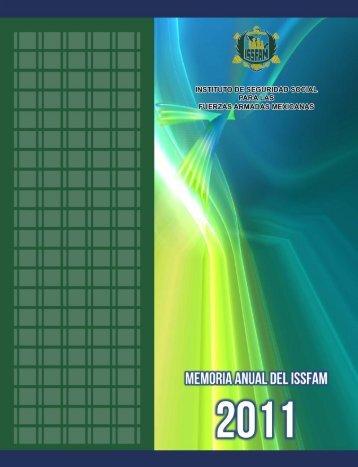 Memoria Anual 2011 - Issfam