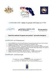 QUI INVITO E PROGRAMMA UFFICIALE in formato .PDF