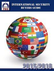 International Security Buyers Guide
