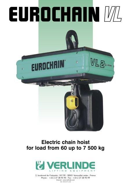 Eurochain VL-GB - Fyns Kran Udstyr A/S