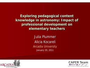Download presentation - Julia Plummer's Homepage