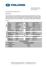 Amtsgericht Darmstadt, HRB 85922 - Geschäftsführer ... - Quad & More