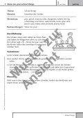 Bewegtes Lernen Englisch - Seite 3
