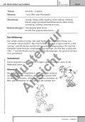 Bewegtes Lernen Englisch - Seite 6