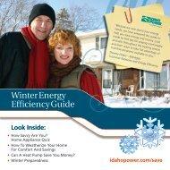 Idaho Power EE Winter FSI