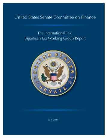 the-international-tax-bipartisan-tax-working-group-report