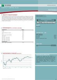 FORTIS F CAPITAL PLUS - BNP Paribas Investment Partners