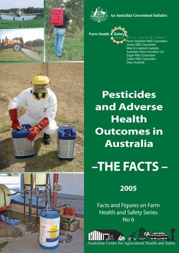 Pesticides and Adverse Health Outcomes in Australia - Australian ...