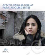 apoyo para el duelo para adolescentes - Hospice of Santa Cruz ...