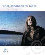 Grief Handbook for Teens - Hospice of Santa Cruz County