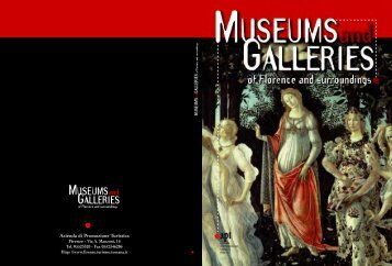 MUSEUMS GALLERIES and - Casprini Da Omero