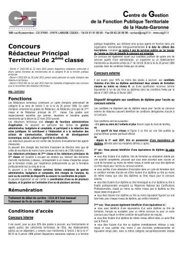 Centre de Gestion de la Fonction Publique Territoriale - CDG90