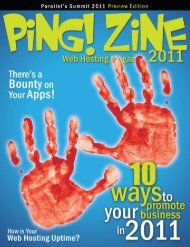 10 WAYs To PRomote YoUR BUsIness In 2011 - Ping! Zine Web ...