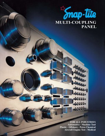 MULTI-COUPLING PANEL - Winco