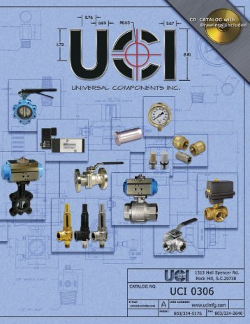 UCI Full Catalog, 2006 - Winco