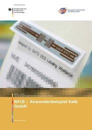 RFID für kleine und mittlere Unternehmen - Quadus GmbH