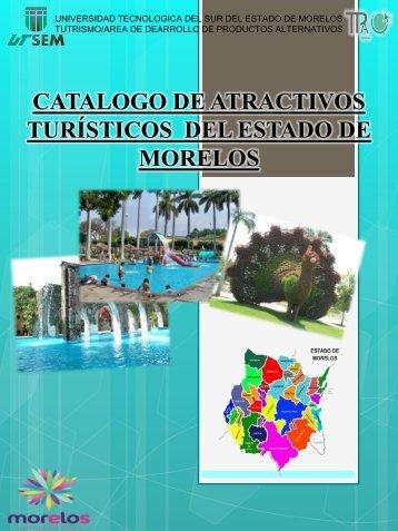 Catálogo de atractivos y prestadores de servicios turísticos