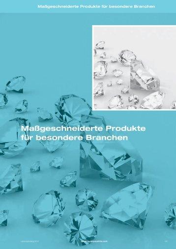 Maßgeschneiderte Produkte für besondere Branchen - Quality Austria