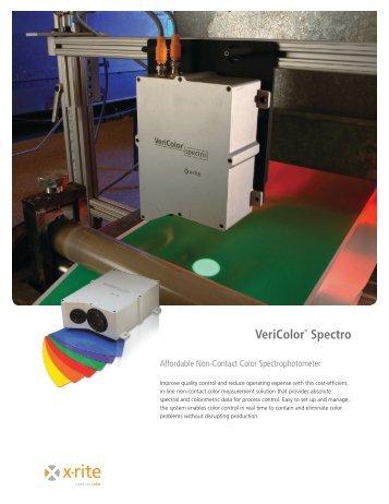 VeriColor® Spectro - X-Rite