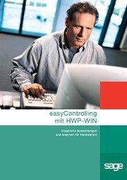 easy Controlling mit HWP.WIN - Quadus GmbH