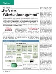 """Perfektes Wäschereimanagement"" - Quadus GmbH"