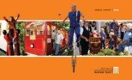 ANNUAL REPORT | 2003 - Wellington Museums Trust