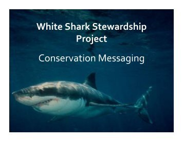 Conservation Messaging - Gulf of the Farallones National Marine ...