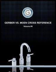 130085-Gerber vs. Moen Cross Reference Guide Volume 4_0329 ...