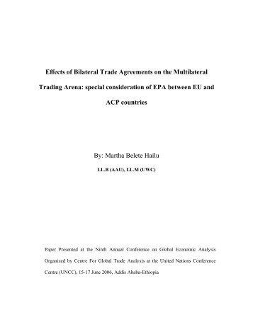 The Uschina Bilateral Trade Internship Program