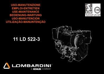 15 ld kohler engines rh yumpu com Trphy Lombardini Lombardini LGA 340