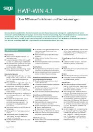 Neuerungen der Version 4.1 - Quadus GmbH