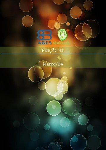 EDIÇÃO 31 - Março/14 - RBCIAMB