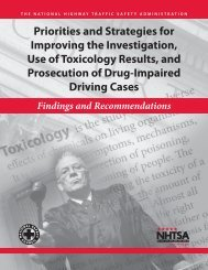 Priorities and Strategies for Improving the Investigation, Use of ...