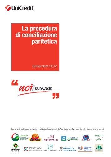 La procedura di conciliazione paritetica - Legaconsumatori.it